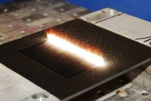Klebevorbehandlung CFK mit Laserlicht