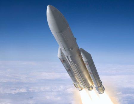 Raumfahrt Ariane 5