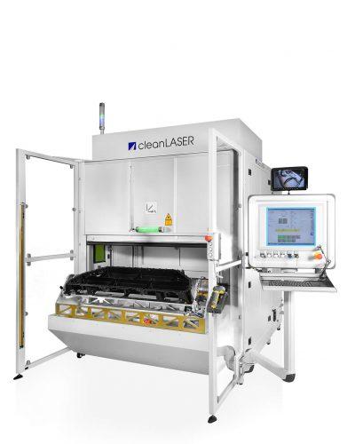CL 500 schluesselfertiges Lasersystem