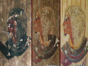 Neferhotep Laserreinigung