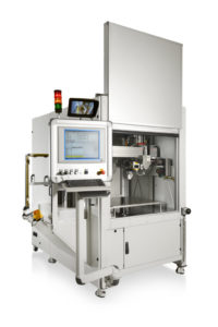 cleanCELL automation plattform for laser application