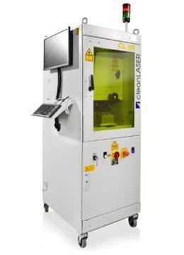 Kompakte Laserzelle CL 50 mit SnapL