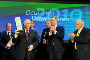 Preistraeger Deutscher Umweltpreis 2010