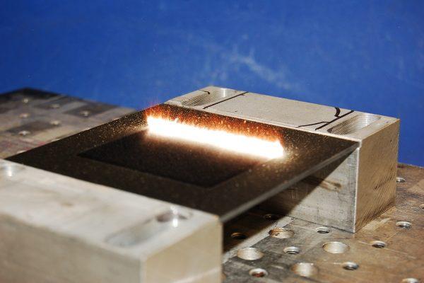 Laservorbehandeln zum Kleben