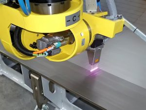 Laserreinigung