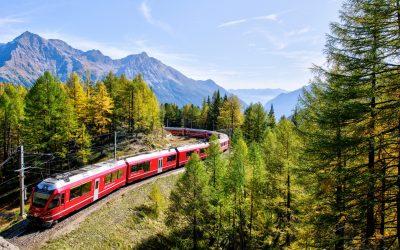 Transportwesen Eisenbahn